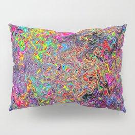 Alien Dubstep Pillow Sham