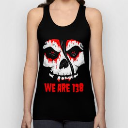 138 FIENDS Unisex Tank Top