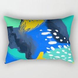 Ocean & Forest Rectangular Pillow