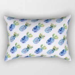 Pineapple vibes #2 Rectangular Pillow