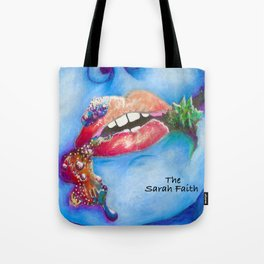 Delirious Tote Bag