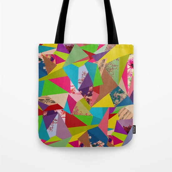 Colorful Thoughts Tote Bag