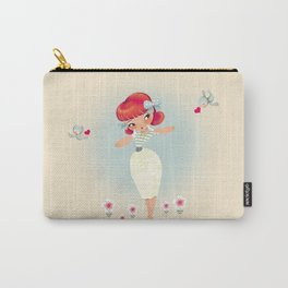Marie-Laure Carry-All Pouch
