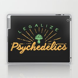 Legalize Psychedelics Laptop & iPad Skin