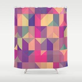 Turn The Beat Around Shower Curtain
