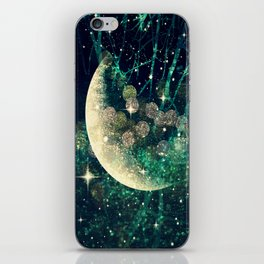 Moon Dust iPhone Skin