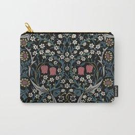William Morris Blackthorn Art Nouveau Floral Pattern Carry-All Pouch