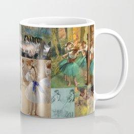 Edgar Degas Ballet Dancers Coffee Mug