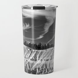 Cloudscape over Bryce Canyon Travel Mug