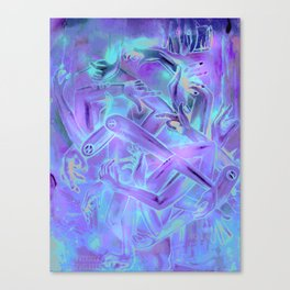 Entanglement Canvas Print