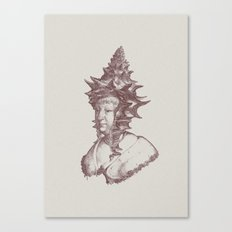 Haute Coiffure  /#3 Canvas Print