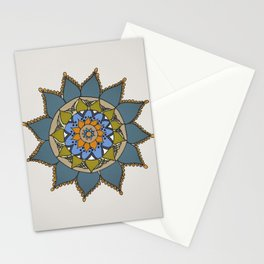Mandala by Motilal Stationery Cards
