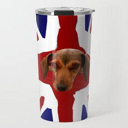 The Smooth Side of being British Travel Mug