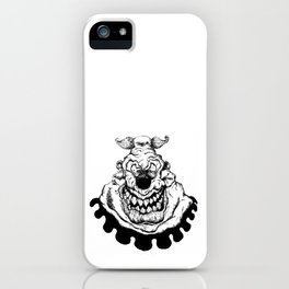 Waffles the Clown iPhone Case