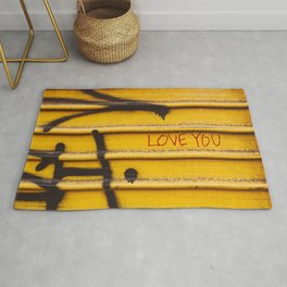 Love You, New York Rug