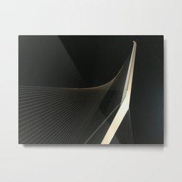Harp Bridge Metal Print