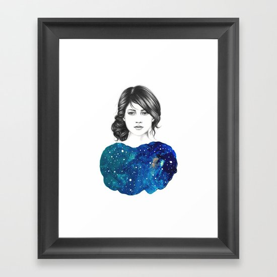 CARINA Framed Art Print