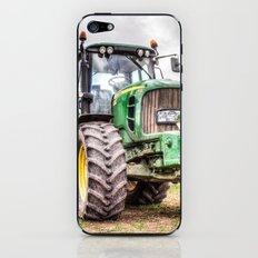 Tractor 2 iPhone & iPod Skin