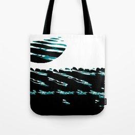 Teal Tide Tote Bag