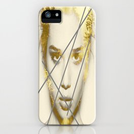 YeLLow hAlluCinaTioNs iPhone Case