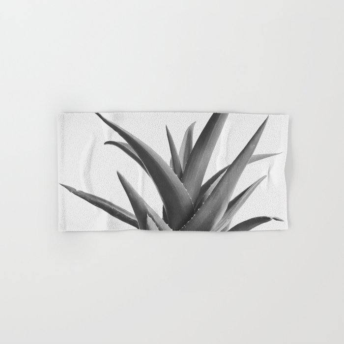 Leaves II Hand & Bath Towel