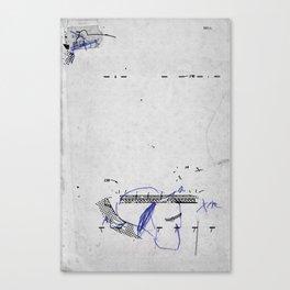 VUOTO PER PIENO 8 Canvas Print