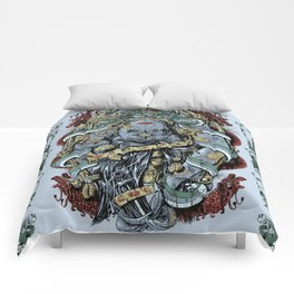The Sailor & the Syren Comforters