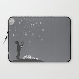 Shooting stars Laptop Sleeve
