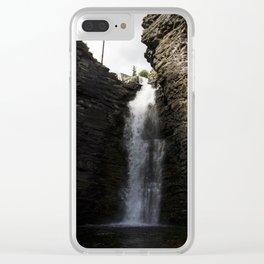 Falls Clear iPhone Case