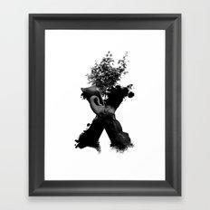X Animals II Framed Art Print