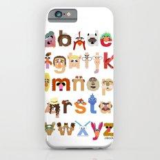 The Great Muppet Alphabet (the sequel) iPhone 6s Slim Case