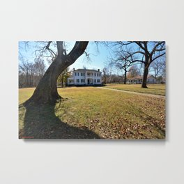 Cherokee Nation - The Historic George M. Murrell Home, No. 2 of 5 Metal Print