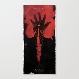 There Will Be Blood alternative movie poster Canvas Print