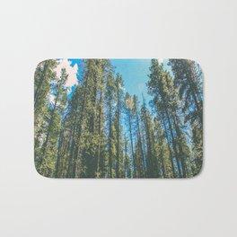 Follow the Forest Bath Mat