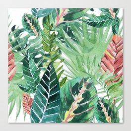 Havana jungle Canvas Print