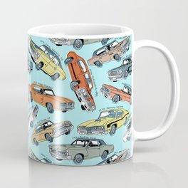 Muscle Cars Coffee Mug