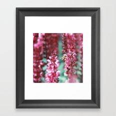 Happy Be(e) Framed Art Print