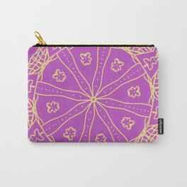 Easter mandala pattern Carry-All Pouch