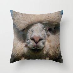 AL PACONE Throw Pillow
