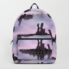 dice day - not domino day Backpack