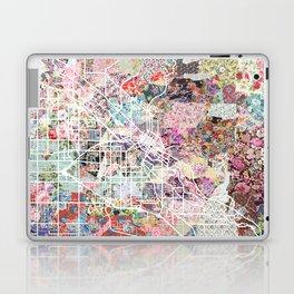Boise map Laptop & iPad Skin