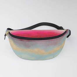 Gold Path Fanny Pack