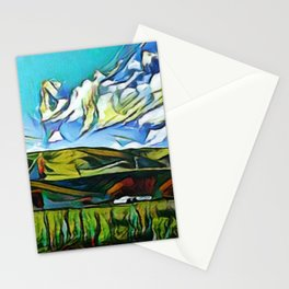 Hawkes Bay Hills Stationery Cards