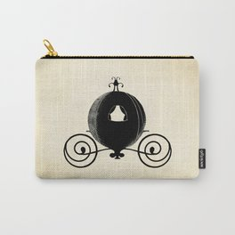 Midnight Carriage Carry-All Pouch