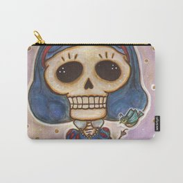 Blanca Nieves Day of the Dead Carry-All Pouch