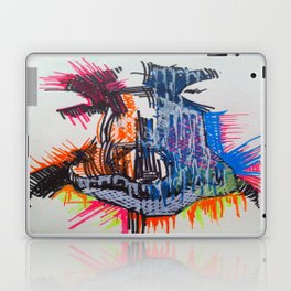 The Nose Knows Laptop & iPad Skin