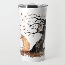 Winds of Autumn Travel Mug