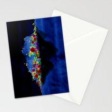Lonelyisland-迷失的孤岛 Stationery Cards