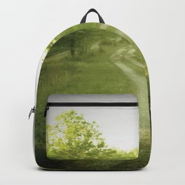 Dirt road Backpack