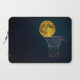 Bk player's Moon Laptop Sleeve